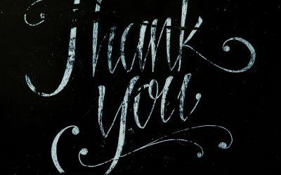 Grateful everyday – Celebrating simple things